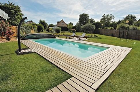 Conseils abris piscine bas